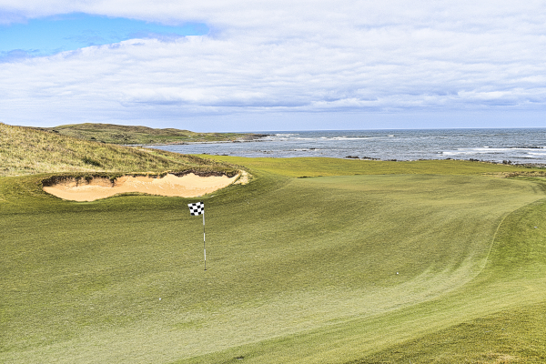 Look Out green at Ocean Dunes