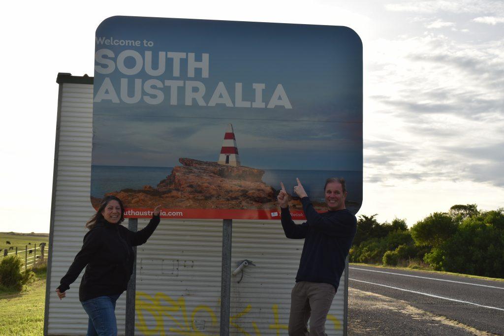 Hello South Australia