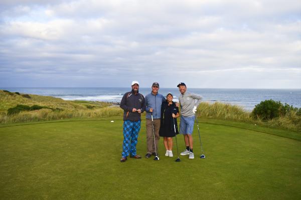 Ready for Ocean Dunes Golf Course