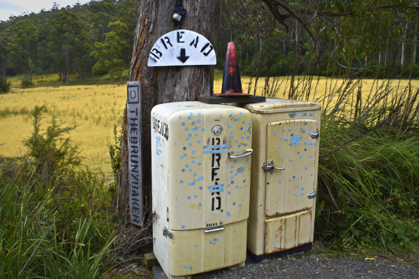 The Bruny Baker die Top Highlights auf Bruny Island