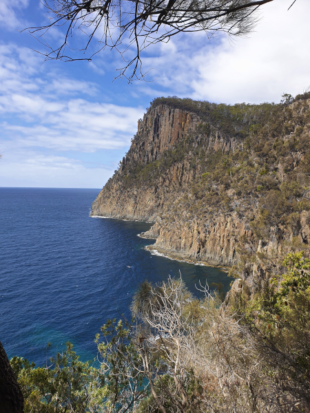 The Fluted Cape die Top Highlights auf Bruny Island