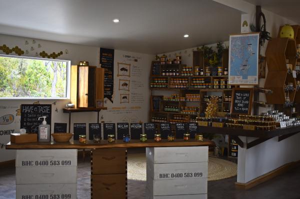 The Honey Pot and Bruny Island Honey