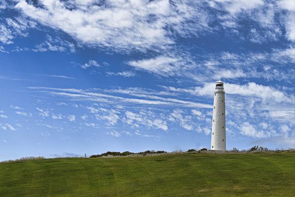 The Lighthouse at Cape Wickham Golf Links