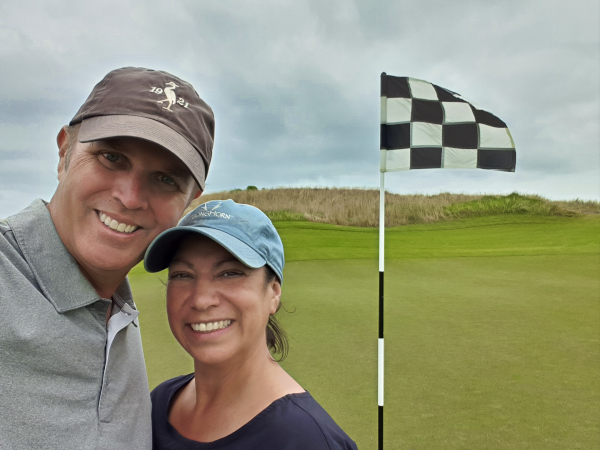 We love Ocean Dunes Golf Course