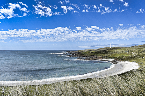 You won't believe your eyes at Cape Wickham Golf Links