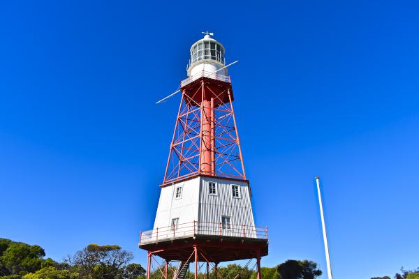 Cape Jaffa Lighthouse in Kingston SE