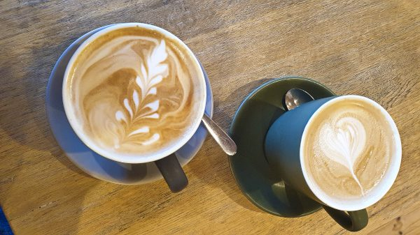 Coffee at The Drift in Robe