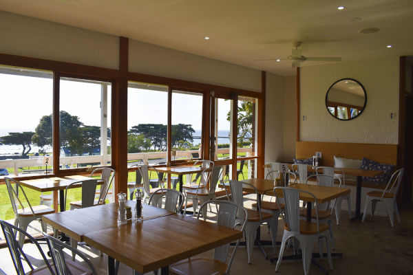 Coffee with a View at the Bellarine Peninsula