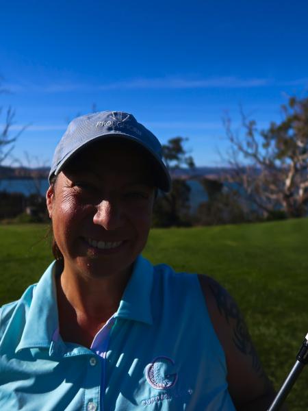 Enjoying Tasmania Golf Club