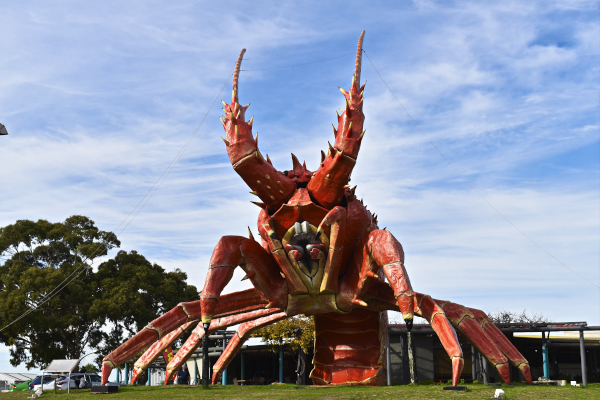 Larry the Big Lobster