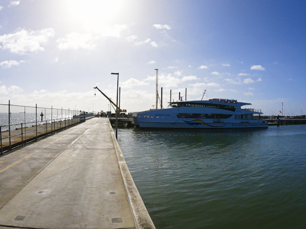 The Ferry to the Bellarine Peninsula