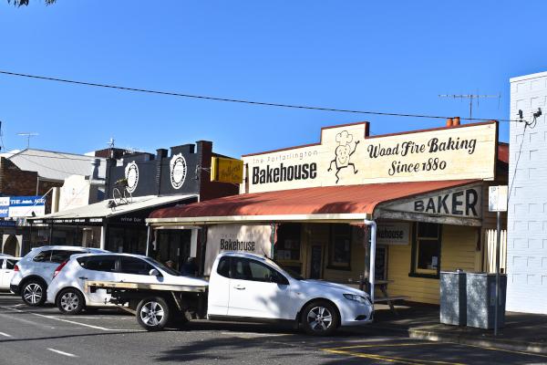 The Portarlington Bakehouse