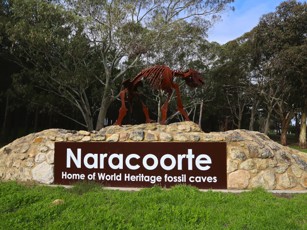 Naracoorte Caves UNESCO World Heritage Site