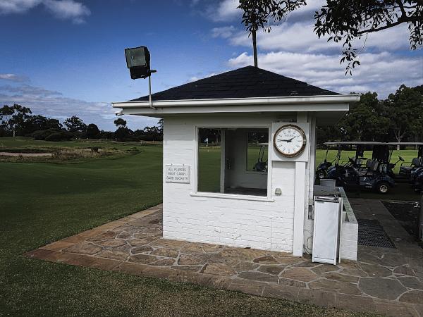 Ready to play Kingston Heath Golf Club