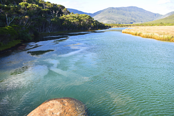 Tidal River at Wilsons Promontory National Park